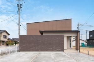 富山の注文住宅、開モデル