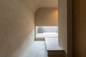 注文住宅ならではのデザイン性の高い玄関