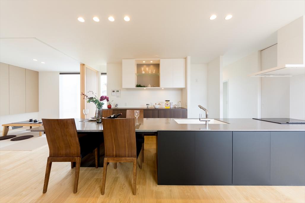 家事の負担を軽減する為の注文住宅の工夫