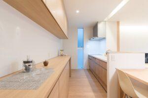 家事導線を意識した注文住宅