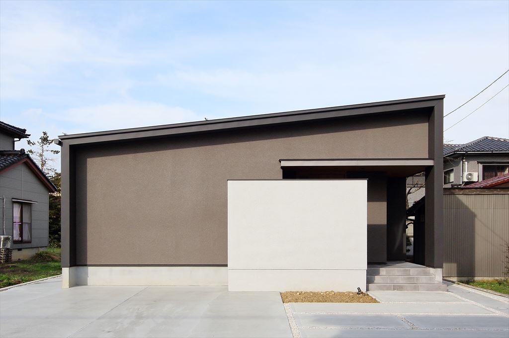富山県注文住宅の家